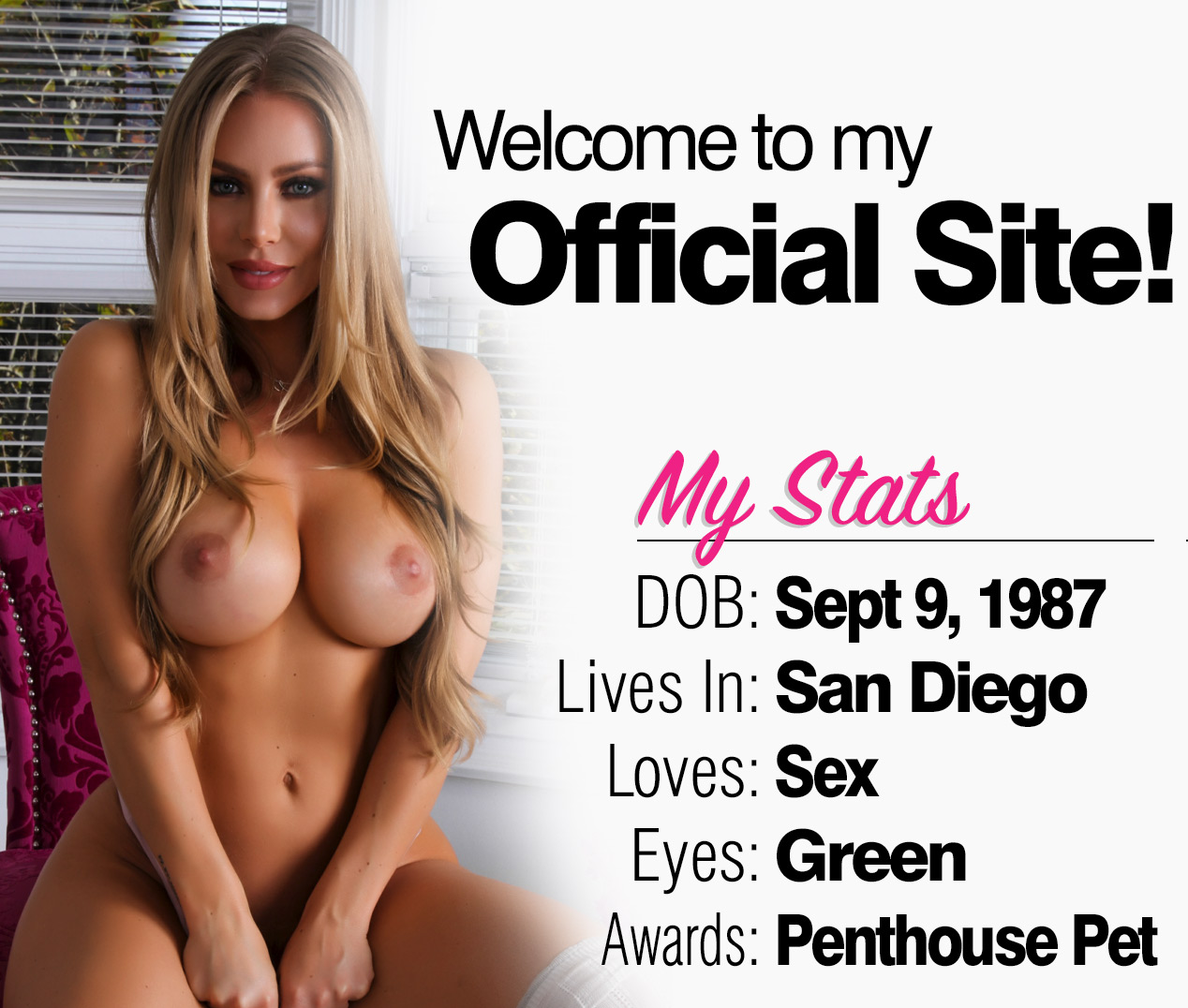 nicole aniston official